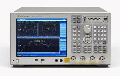 E5071C - Анализаторы цепей E5071C (300 kHz to 20 GHz)