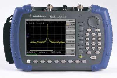 N9340A - Анализатор спектра серии N9300A Agilent Technologies (США)