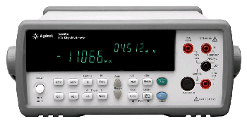 34405A - Цифровой мультиметр Agilent Technologies 34405A, 5.5 digit