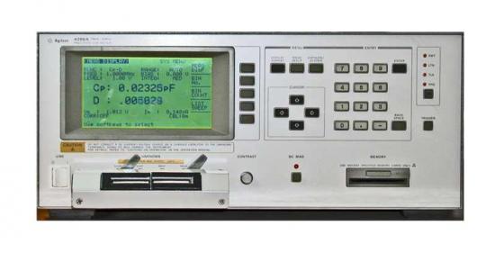 4285A - Высокоточный измеритель LCR Agilent Technologies 4285A
