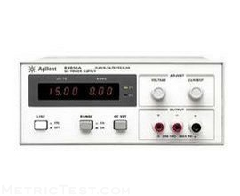 Источник питания Agilent Technologies E3614A (0-8 V, 0-6 A, 48 W.)