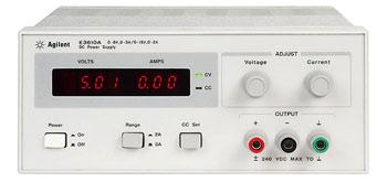 Источник питания Agilent Technologies E3620A (0-25 V, 0-1 A.)