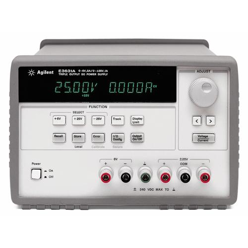 Источник питания Agilent Technologies E3630A