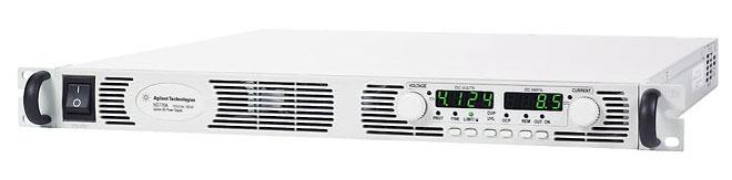 Источники питания серии N5743A Agilent Technologies (12.5V, 60A, 750W GPIB, LAN, USB, LXI)