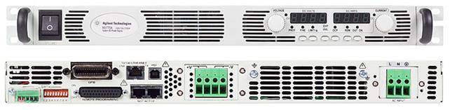 Источники питания серии N5744A Agilent Technologies (20V, 38A, 760W GPIB, LAN, USB, LXI)