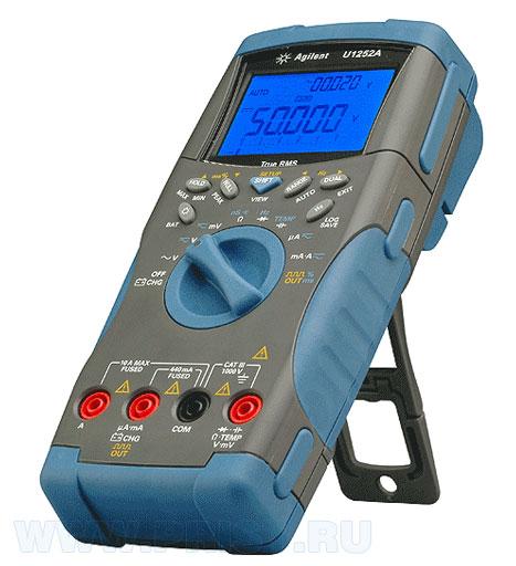 Мультиметр цифровой Agilent Technologies U1251A