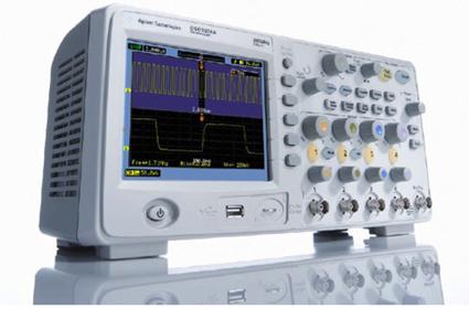 DSO 1004A - Осциллограф цифровой запоминающий Agilent Technologies