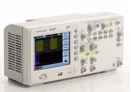 DSO 1012A - Осциллограф цифровой запоминающий Agilent Technologies