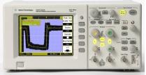 DSO3202A - Осциллографы Agilent Technologies (200 МГц, 1Гвыб/с, 2-х канальный)