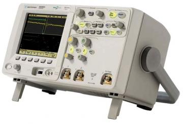 DSO5034A - Портативный осциллограф Agilent Technologies (300 МГц, 2Гвыб/с, 4-х канальный)