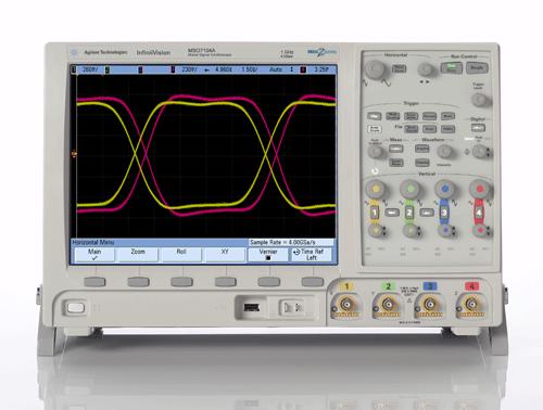 Осциллограф Agilent Technologies MSO7032A (350MHz, 2+16 канальный)
