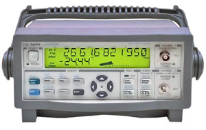 53150A - Частотомер СВЧ Agilent 53150A