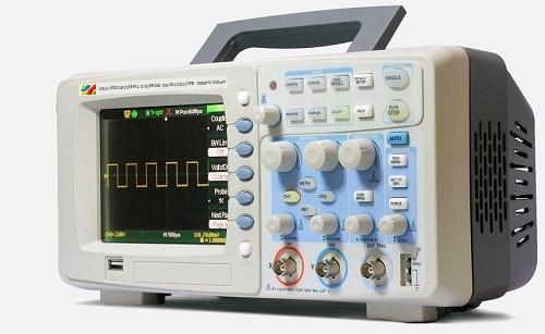 Цифровой осциллограф ATTEN ADS1202CM