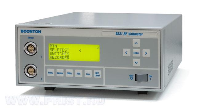 Boonton Electronics 9232 - Микровольтметр