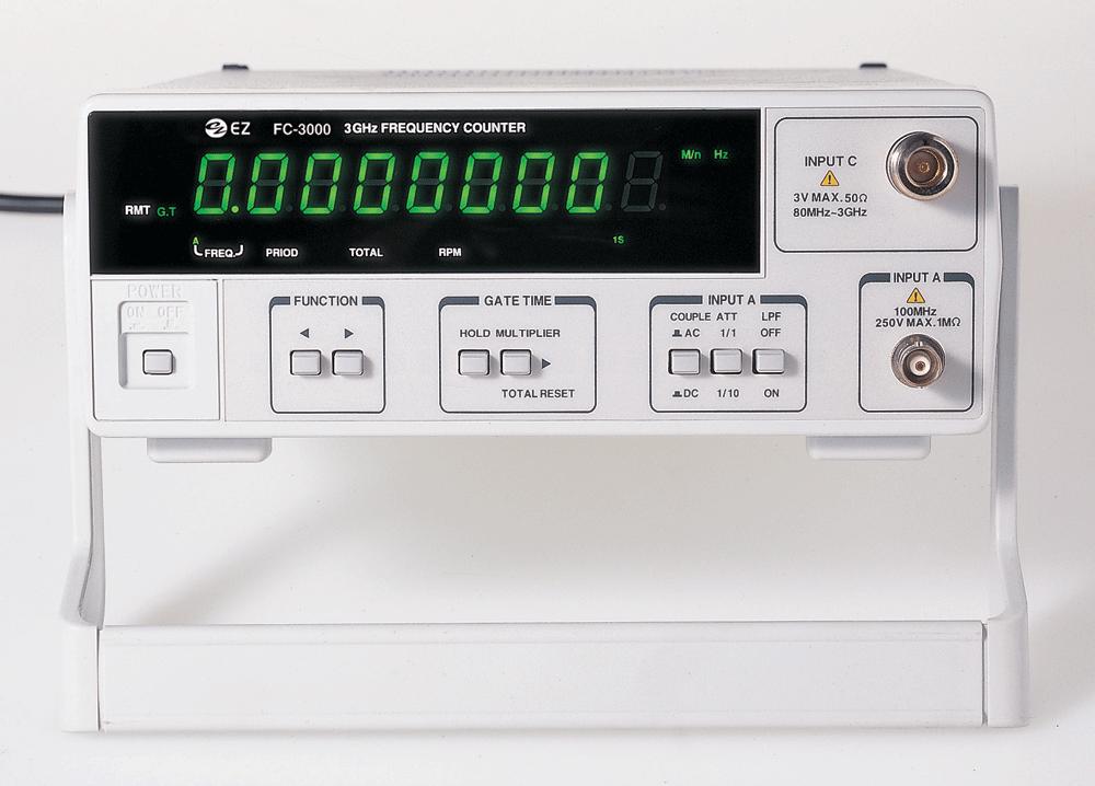 Частотомер EZ Digital FC-3000