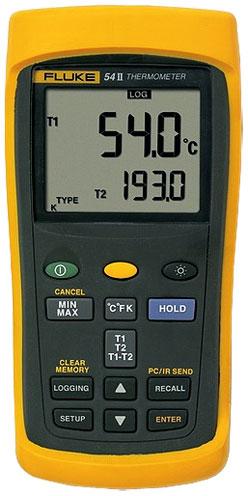 Fluke 54-II Измеритель температуры