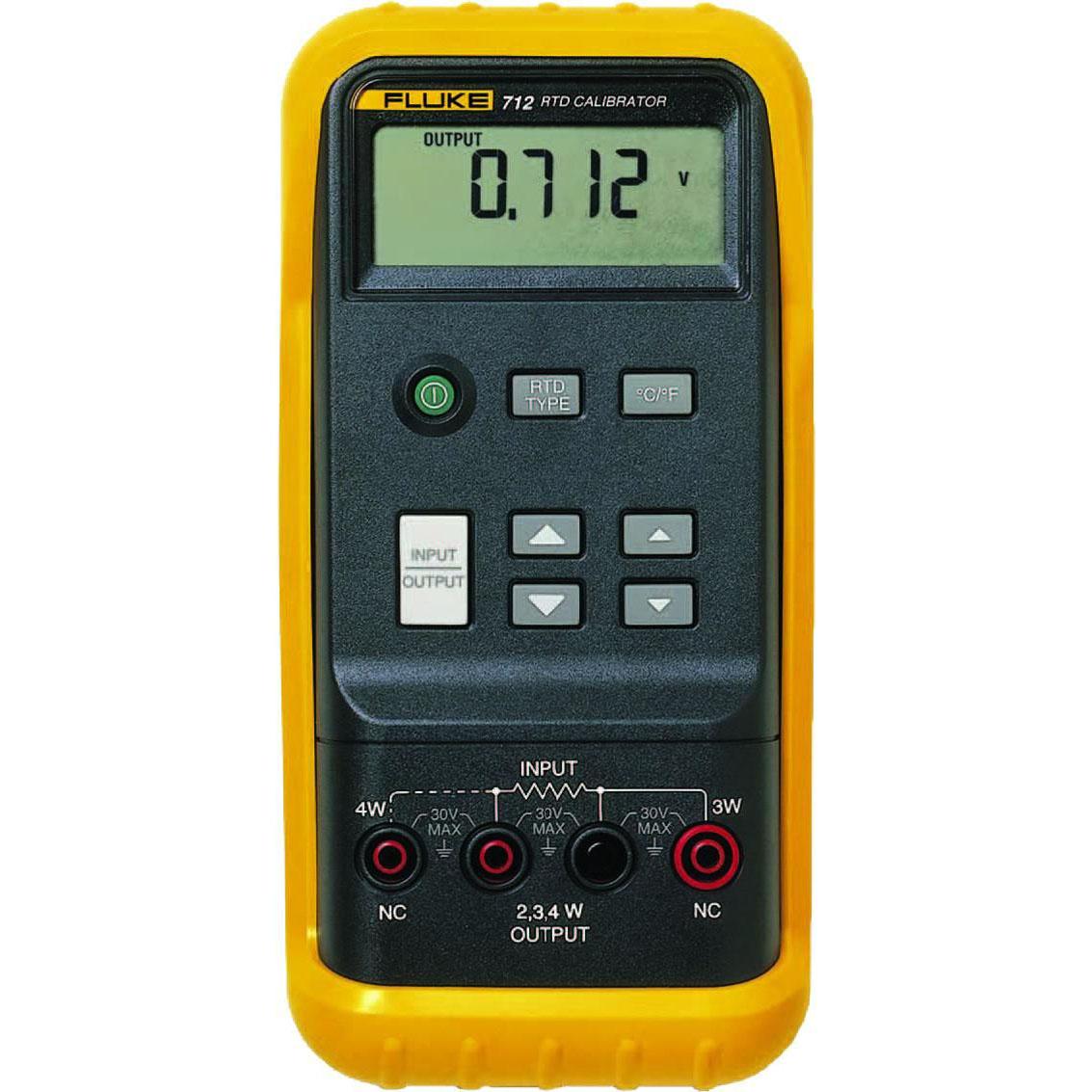 FLUKE 712 Температурный калибратор
