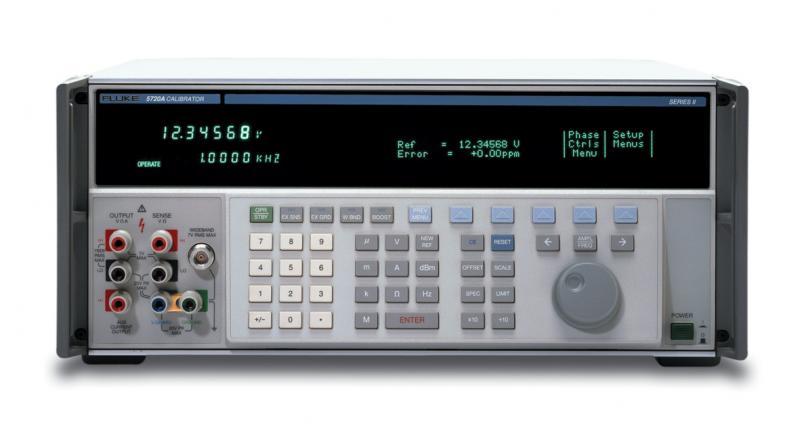 FLUKE 5720A Многофункциональный калибратор