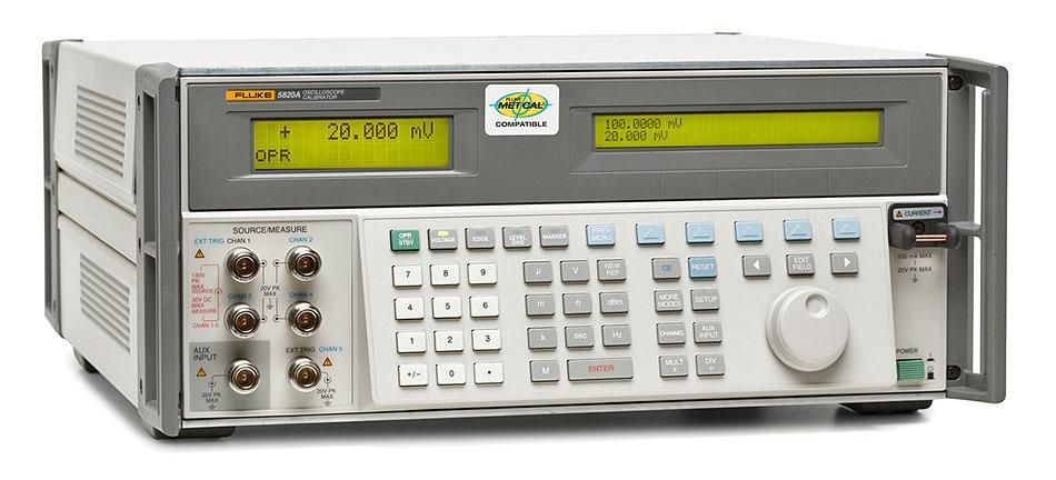 FLUKE 5820A-1C Многофункциональный калибратор
