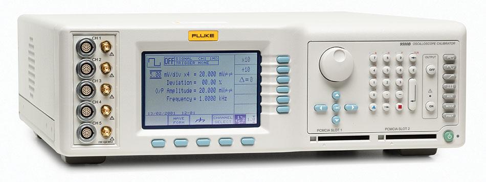 FLUKE 9500B/600 Многофункциональный калибратор