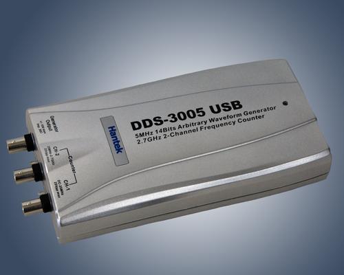 Генератор сигналов произвольной формы Hantek DDS-3005