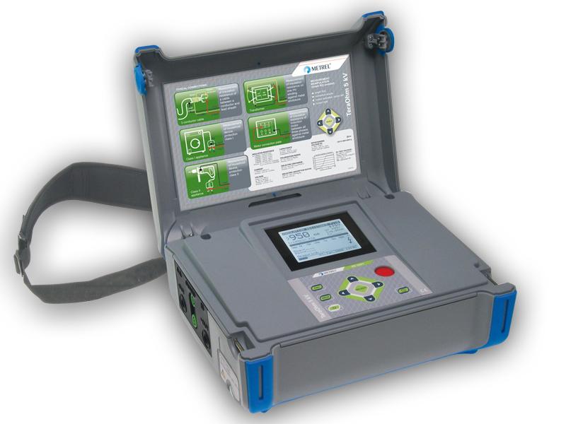 Многофункциональный измеритель параметров изоляции Metrel MI 3201 TeraOhm 5 kV Plus