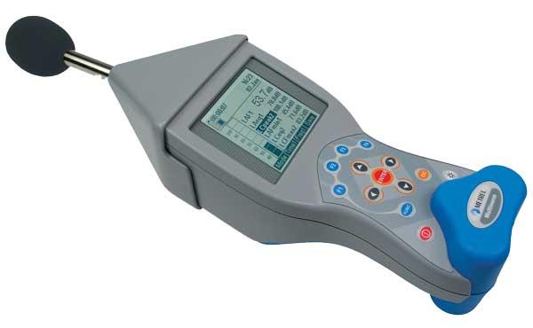 Многофункциональный измеритель параметров окружающей среды Metrel MI 6201 Multinorm