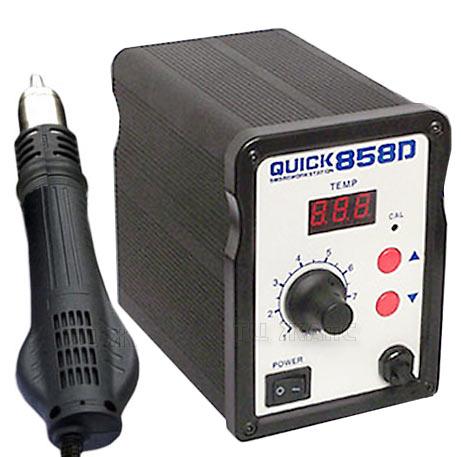 Нагревательный элемент для термовоздушных станций QUICK858, QUICK858D