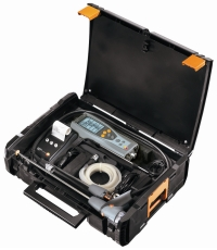 TESTO 327-1 анализатор дымовых газов