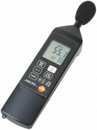 TESTO 815 шумомер 2-го класса точности