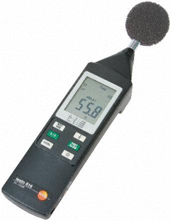 TESTO 816 измеритель уровня шума