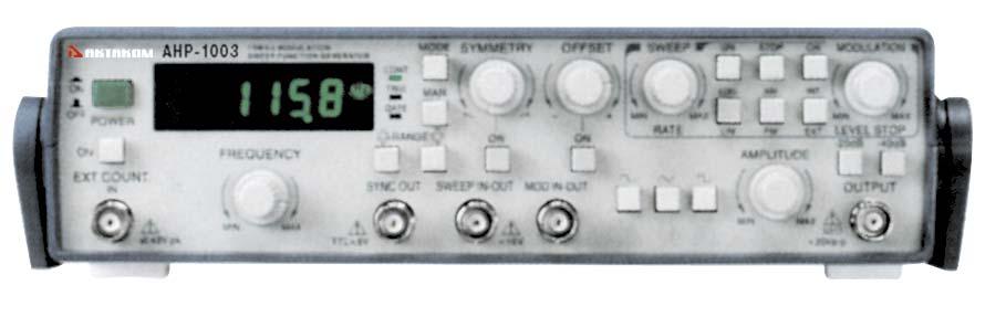 АНР-1003 функциональный генератор
