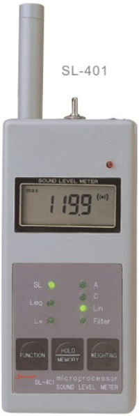 SL-401 Шумомер