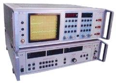 Измеритель КСВН панорамный Р2-105А