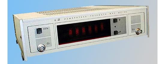 Измеритель разности фаз ф2-34