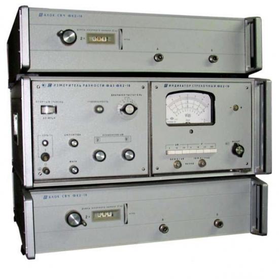 Измеритель разности фаз фк2-18
