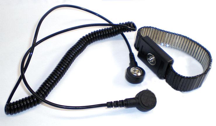 Антистатический браслет а-2202